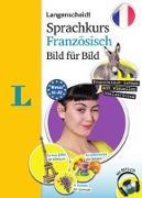 Cover-Bild zu Langenscheidt Sprachkurs Französisch Bild für Bild - Der visuelle Kurs für den leichten Einstieg mit Buch und einer MP3-CD von Schmaus, Fabienne