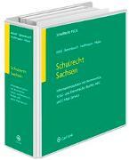 Cover-Bild zu Adolf, Ute (Hrsg.): Schulrecht Sachsen