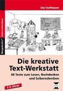 Cover-Bild zu Hoffmann, Ute: Die kreative Text-Werkstatt