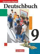 Cover-Bild zu Anetzberger, Johann: Deutschbuch Gymnasium, Bayern, 9. Jahrgangsstufe, Schülerbuch