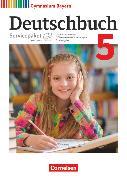 Cover-Bild zu Hahnemann, Stefan: Deutschbuch Gymnasium, Bayern - Neubearbeitung, 5. Jahrgangsstufe, Servicepaket mit CD-Extra, Handreichungen, Kopiervorlagen, Schulaufgaben
