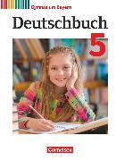 Cover-Bild zu Hahnemann, Stefan: Deutschbuch Gymnasium, Bayern - Neubearbeitung, 5. Jahrgangsstufe, Schülerbuch