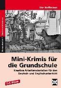 Cover-Bild zu Hoffmann, Ute: Mini-Krimis für die Grundschule