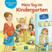 Cover-Bild zu Mein Tag im Kindergarten von Kummermehr, Petra