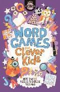 Cover-Bild zu Word Games for Clever Kids von Moore, Gareth