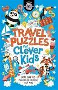 Cover-Bild zu Travel Puzzles for Clever Kids von Moore, Gareth
