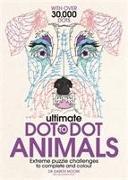 Cover-Bild zu Ultimate Dot to Dot Animals von Moore, Gareth
