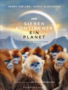 Cover-Bild zu Keeling, Jonny: Sieben Kontinente - Ein Planet