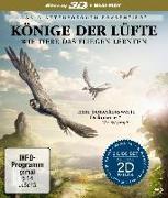 Cover-Bild zu Lee, David (Prod.): David Attenborough: Könige der Lüfte 2D/3D