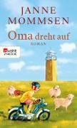 Cover-Bild zu Mommsen, Janne: Oma dreht auf (eBook)