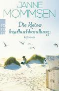 Cover-Bild zu Mommsen, Janne: Die kleine Inselbuchhandlung