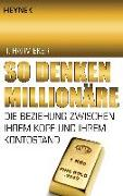 Cover-Bild zu So denken Millionäre