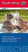 Cover-Bild zu South Africa. 1:2'200'000 von Busche Verlagsgesellschaft mbH (Hrsg.)