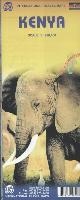 Cover-Bild zu Kenya. 1:920'000