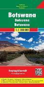 Cover-Bild zu Botswana. 1:1'100'000 von Freytag-Berndt und Artaria KG (Hrsg.)