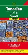 Cover-Bild zu Tunesien. 1:700'000 von Freytag-Berndt und Artaria KG (Hrsg.)