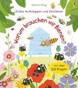Cover-Bild zu Daynes, Katie: Erstes Aufklappen und Verstehen: Warum brauchen wir Bienen?