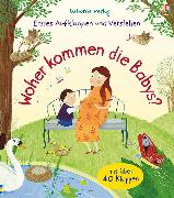 Cover-Bild zu Daynes, Katie: Erstes Aufklappen und Verstehen: Woher kommen die Babys?
