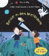 Cover-Bild zu Daynes, Katie: Erstes Aufklappen und Verstehen: Reise in den Weltraum