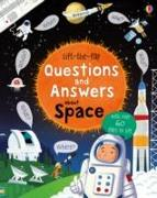 Cover-Bild zu Daynes, Katie: Lift-the-Flap Questions and Answers About Space