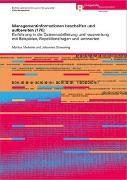 Cover-Bild zu Managementinformationen beschaffen und aufbereiten (170) von Muheim, Markus