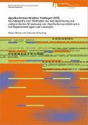 Cover-Bild zu Applikationsarchitektur festlegen (203) von Rötzer, Hubert