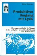 Cover-Bild zu Produktiver Umgang mit Lyrik von Waldmann, Günter