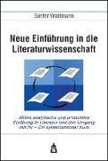 Cover-Bild zu Neue Einführung in die Literaturwissenschaft von Waldmann, Günter