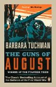 Cover-Bild zu Tuchman, Barbara: The Guns of August