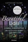 Cover-Bild zu Mcgee, Katharine: Beautiful Liars: Cords Perspektive. Die gelöschten Szenen aus Band 1 (eBook)
