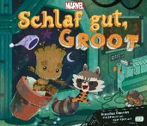 Cover-Bild zu Deneen, Brendan: Marvel Schlaf gut, Groot