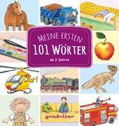 Cover-Bild zu gondolino Meine allerersten Bücher (Hrsg.): Meine ersten 101 Wörter ab 2 Jahren