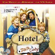 Cover-Bild zu Disney - Hotel Zack & Cody - Folge 1 (Audio Download) von Bingenheimer, Gabriele