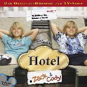 Cover-Bild zu Disney - Hotel Zack & Cody - Folge 3 (Audio Download) von Bingenheimer, Gabriele