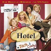 Cover-Bild zu Disney - Hotel Zack & Cody - Folge 2 (Audio Download) von Bingenheimer, Gabriele
