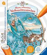 Cover-Bild zu tiptoi® Meine schönsten Weihnachtsmärchen von Kiel, Anja