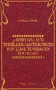 Cover-Bild zu 30 Suspense and Thriller Masterpieces you have to read in your life (Olymp Classics) (eBook) von Wallace, Edgar