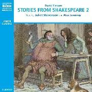 Cover-Bild zu Stories from Shakespeare 2 (Audio Download) von Timson, David