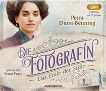 Cover-Bild zu Die Fotografin - Das Ende der Stille von Durst-Benning, Petra