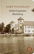 Cover-Bild zu Tucholsky, Kurt: Schloß Gripsholm / Rheinsberg