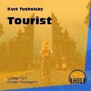 Cover-Bild zu Tucholsky, Kurt: Tourist (Ungekürzt) (Audio Download)