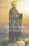 Cover-Bild zu The Children of Hurin von Tolkien, J.R.R.