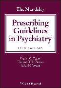 Cover-Bild zu Barnes, Thomas R. E.: The Maudsley Prescribing Guidelines in Psychiatry (eBook)