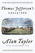 Cover-Bild zu Taylor, Alan: Thomas Jefferson's Education (eBook)