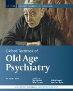 Cover-Bild zu Dening, Tom (Hrsg.): Oxford Textbook of Old Age Psychiatry (eBook)