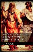 Cover-Bild zu Taylor, Thomas: Introduction to the Philosophy and Writings of Plato (eBook)