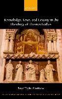 Cover-Bild zu Coolman, Boyd Taylor: Knowledge, Love, and Ecstasy in the Theology of Thomas Gallus (eBook)