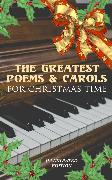 Cover-Bild zu Wordsworth, William: The Greatest Poems & Carols for Christmas Time (Illustrated Edition) (eBook)