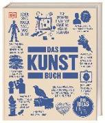 Cover-Bild zu Big Ideas. Das Kunst-Buch von Bugler, Caroline