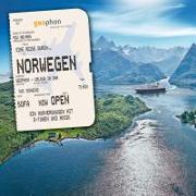 Cover-Bild zu Eine Reise durch Norwegen von Schwind, Kai